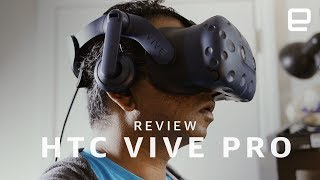 HTC Vive Pro Review - Video Youtube