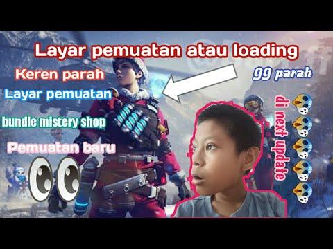 WOW KEREN!!!INILAH LAYAR PEMUATAN ATAU LOADING TERBARU FREE FIRE!!!Garena Free Fire Indonesia