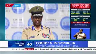 Alarming COVID-19 cases in Somalia now a threat to the whole of East Africa