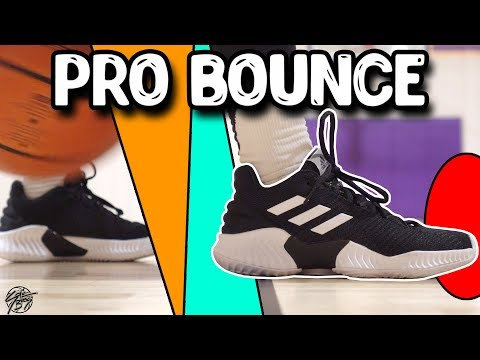 Adidas Pro Bounce 2018 Low Performance Review!