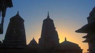 Morning View of Ramtek Mandir, Nagpur