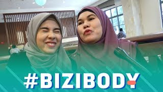 #Bizibody: Seronok borak dengan Masya Masyitah, ibu pun boleh tahan 'sporting'