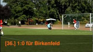 preview picture of video '1. FC 08 Birkenfeld 2 -- SG Unterreichenbach/Schwarzenberg 3:1 [01.10.2011]'