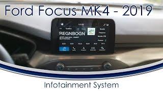 [Ford Focus 2018/2019 MK4] #4 SYNC3 Infotainment System + Verstecktes Service Menü