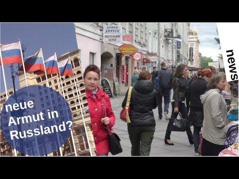 Neue Armut in Russland? [Video]