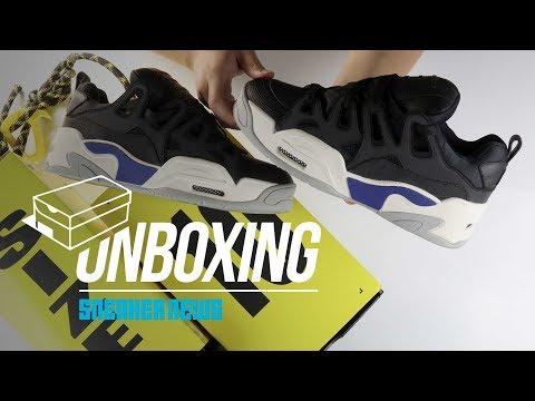 ASAP Rocky UA Osiris D3 Shoe Unboxing + Review