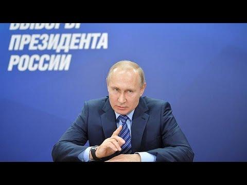 Κατηγορηματική άρνηση Πούτιν σε κατηγορίες περί εμπλοκής στις ιταλικές εκλογές…