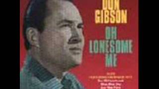 Sea of Heartbreak - Don Gibson..wmv