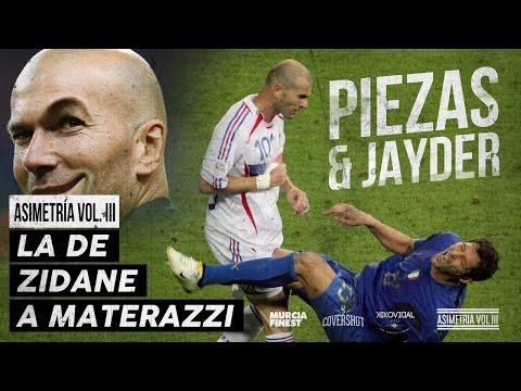 Videoclip de Piezas y Jayder - La de Zidane a Materazzi