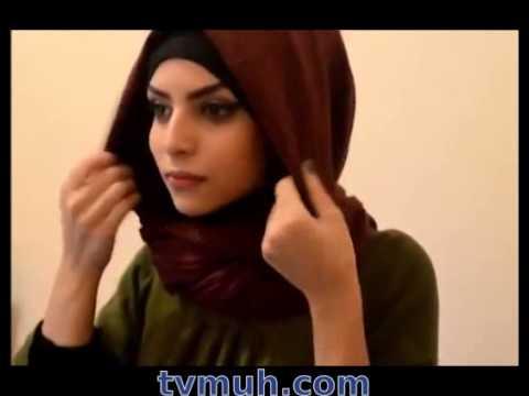 Video Tutorial Cara Memakai Hijab Turkish Style