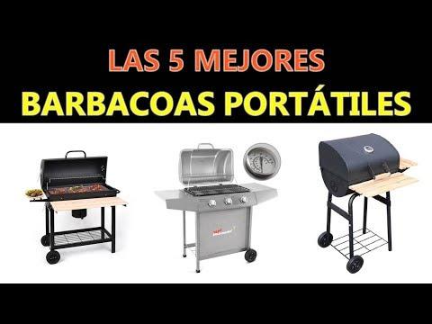 Mejores Barbacoas Portátiles 2019