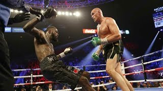 DELUSIONAL Deontay Wilder Fanboy P Boxing In Denial About Tyson Fury Rematch Win