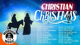 1 Hour Of Christian Christmas Songs 2019 Medley – Top 100 Praise Worship Song Gospel Music
