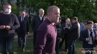 В Харькове охрана мэра напала на журналиста. ВИДЕО