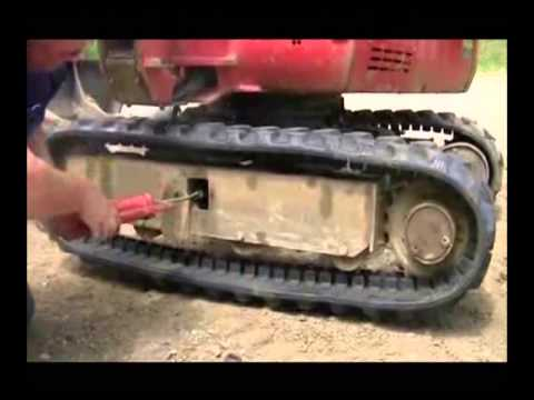 Videocorso manutenzione Miniescavatore