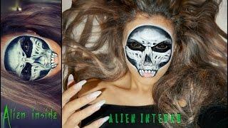 ALIEN skeleton ( Inspired @jiro_kage6sha JIRO )