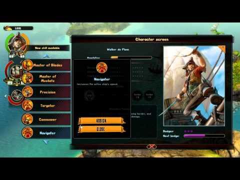 Pirates of Black Cove - GOLD