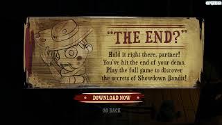 SHOWDOWN BANDIT Прохождение 🎮 Игра от разработчиков БЕНДИ - Разбойный Бандит ВЫШЕЛ! Смешные моменты