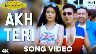 Akh Teri Song Video - Gajray Gori De | Manmohan Waris | Punjab Hits