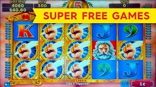 Celestial Temple Slot - SUPER FREE GAMES!