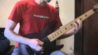 Children of Bodom - Shovel Knockout [Guitar Cover]