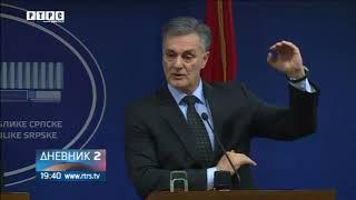 9. januar nije sporan - NSRS do kraja mjeseca šalje odgovor Ustavnom sudu BiH! | Kholo.pk