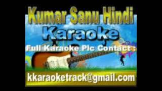 Aankh Hai Bhari Bhari Karaoke Tum Se Achcha Kaun Hai {2002} Kumar Sanu