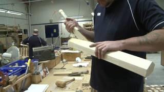 The Art of Bat Making - Gunn & Moore - Part 2 - Production