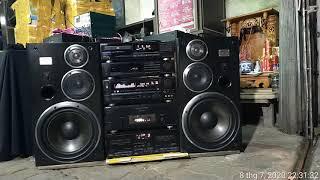 Sony 950 chơi nhạc dance quá phê