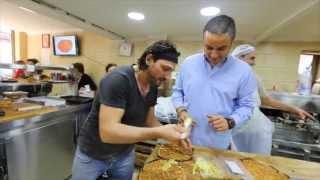 preview picture of video 'Ghazar Bakery Bourj Hammoud: The Famous Lahme Beajine'