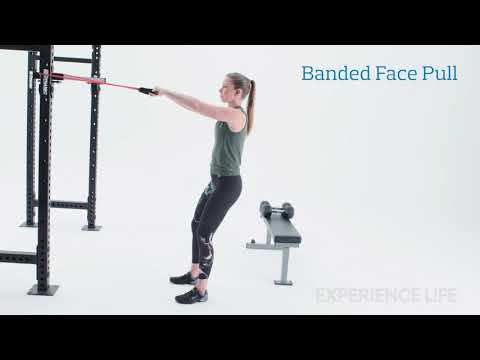 Banded Face Pull