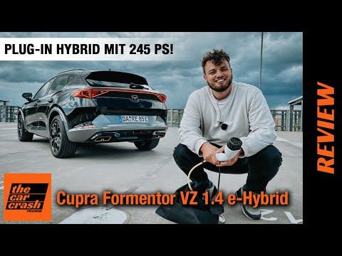 Cupra Formentor VZ 1.4 e-Hybrid (2021) Plug-in Hybrid mit 245 PS! Fahrbericht   Review   Test   PHEV