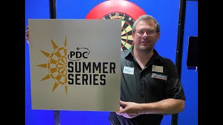 "James Wade following PDC Summer Series win: ""If I turn up, I can win majors left, right and centre"""