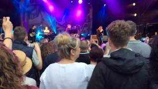 Paul Heaton and Jacqui Abbott Dalby forest 27th June 2015 Just A Few Things That I Ain't.