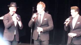 The Tenors Live July 2016 Forever Young/How Great Thou Art/You Are So Beautiful Greek