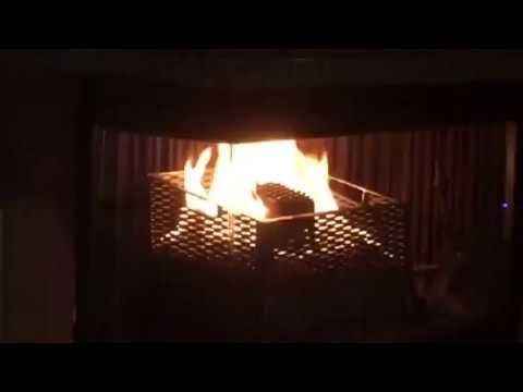 Come bruciare pallet nel camino a legna