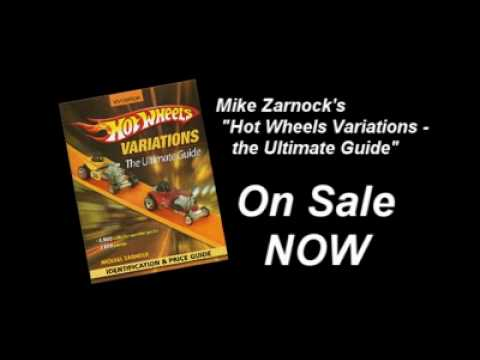 Hot Wheels Variations Collector Guide 4th Edition
