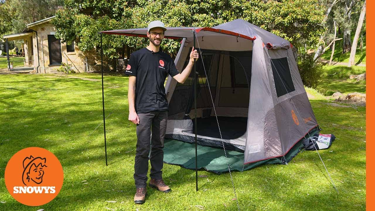 Instant Up Northern 4P Tent