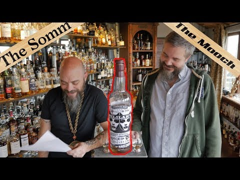 Whiskey Review: Compass Box Delilah's XXV Blended Scotch