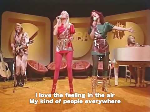 ABBA - SUMMER NIGHT CITY(1978)