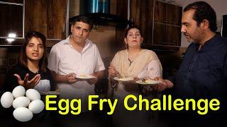 Food Challenge 2021 Pakistan   Making of Best Half Fry Egg Challenge