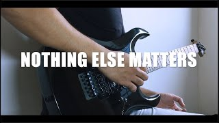Metallica - Nothing Else Matters (Guitar Cover)
