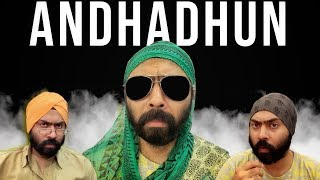ANDHADHUN   Harshdeep Ahuja