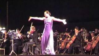 Bolero Maurice Ravel. Tanz: Nina Corti & Dresdner Philharmonie