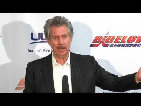 Bigelow Aerospace Partners with United Launch Alliance, April 11, 2016