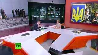 Продюсер Ukraine Today обвинила RT в гибели жителей Украины
