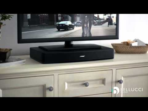 Bose Solo (sistema audio TV) 1080p ITA - BellucciAudio.com