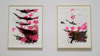 Cy Twombly: In Beauty It Is Finished: Drawings 1951–2008 At Gagosian West 21st Street, New York