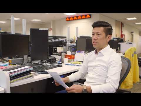 John Lo, GM Trading and Supply Operations East