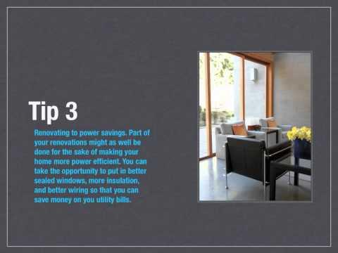 7 Calgary Home Renovation Tips